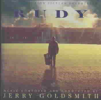 RUDY (OST) BY GOLDSMITH,JERRY (CD)
