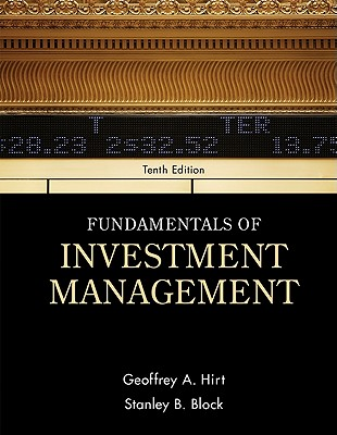 Fundamentals of Investment Management By Hirt, Geoffrey/ Block, Stanley